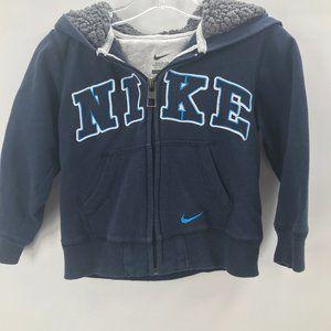 🎪🎪Nike sweatshirt NAVY jacket